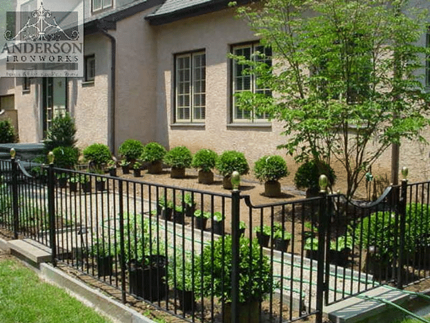 Anderson Ironworks Fence Company In Bucks County Pa