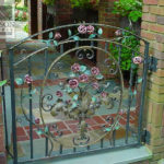 custom ornamental iron work