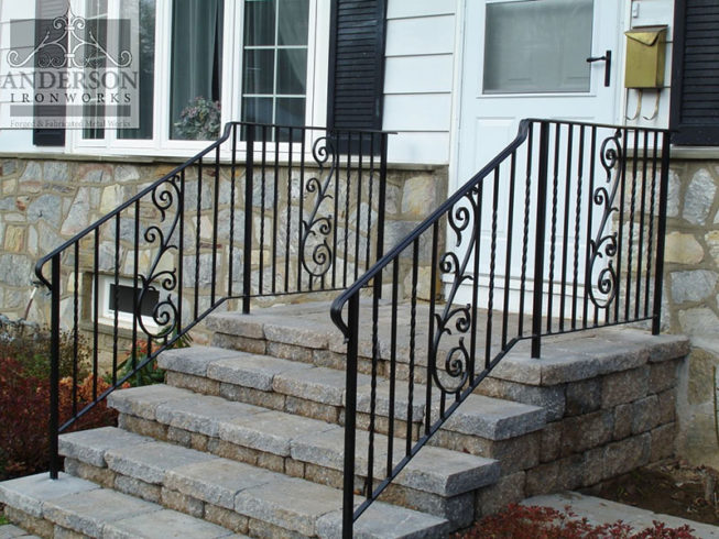 wrought iron railings philadelphia 2