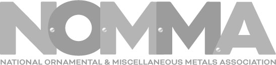 The National Ornamental & Miscellaneous Metals Association logo